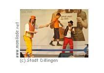 Casi und Lolek Junge Bühne Dillingen