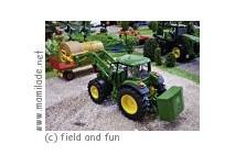 Altenkrempe field & fun Landmaschinen Modellausstellung