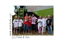 Altenkrempe field & fun Kindergeburtstag