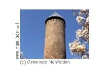 Nohfelden Burgruine