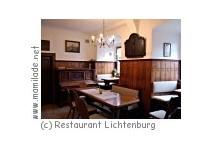Ostheim - Gaststätte zur Lichtenburg