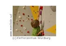 Kletterzentrum Würzburg Kindergeburtstag