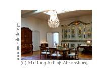 Schloss Ahrensburg - Sachensucher