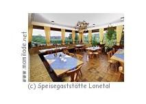 Breitingen Speisegaststätte Lonetal