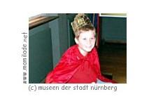Nürnberg Stadtmuseum Fembohaus Kindergeburtstag