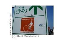 Weil der Stadt Nürtingen Museumsradweg