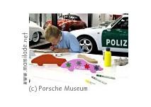 Porsche Museum Stuttgart Kindergeburtstag