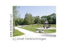 """Herbrechtingen Stadtgarten """"Grünes Bibris"""""""