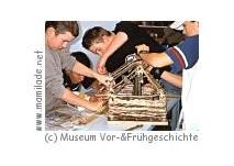 Saarbrücken Museum für Vor- und Frühgeschichte Kindergeburtstag