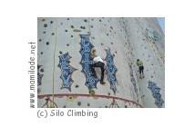 Fehmarn Burgstaaken Silo-Climbing