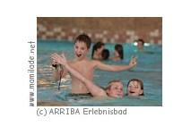 Norderstedt ARRIBA Erlebnisbad Kindergeburtstag