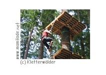 Einsiedel Kletterwald
