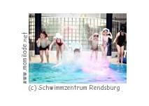 Rendsburg Schwimmzentrum Kindergeburtstag