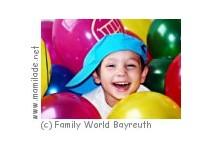 "Bayreuth  ""Die-Family-World"" Kindergeburtstag"