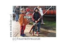 Feuerwehrmuseum Schleswig-Holstein Kindergeburtstag
