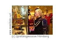 Spielzeugmuseum Nürnberg Kindergeburtstag