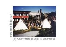 Colorado-Park Frankfurt-Ginnheim