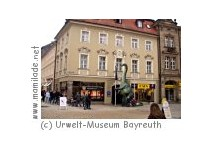 Urwelt-Museum Bayreuth