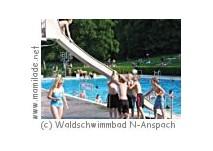 Waldschwimmbad Neu-Anspach