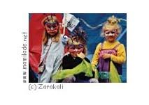 Kinderzirkus Zarakali in Frankfurt -kigeb