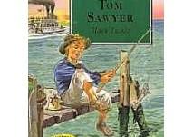 Kinderbuch Tom Sawyer- kl