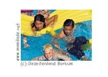 Gezeitenland Borkum-kinderspielnachmittag