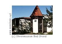 Uhrenmuseum Bad Grund