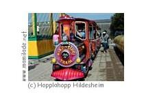 In- und Outdoor Spielplatz Hopplahopp in Hildesheim-kigeb