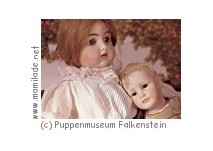 Puppenmuseum Falkenstein in Hamburg