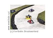 Kartbahn Brookmerland in Upgant-Schott