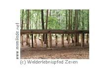 Walderlebnispfad in Zeven