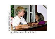 Kindergeburtstag im Bibelhaus Erlebnismuseum in Frankfurt