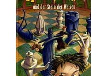Kinderbuch - Harry Potter und der Stein des Weisen - kl