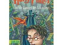 Kinderbuch - Harry Potter und die Kammer des Schreckens- kl