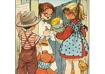 Kinderbuch - Beim Puppendoktor kl