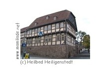Literaturmuseum Theodor Storm in Heiligenstadt