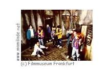 Kindergeburtstag Deutsches Filmmuseum Frankfurt am Main