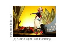 Kleine Oper in Bad Homburg