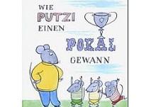 """Kinderbuch """"Wie Putzi einen Pokal gewann""""- kl"""