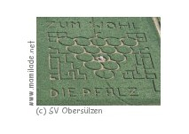 Obersülzer Maislabyrinth