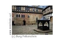 Weihnachtsmarkt auf der Burg Falkenstein