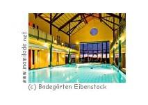 Babyschwimmen in den Badegärten Eibenstock