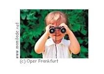 Oper für Kinder in der Oper Frankfurt