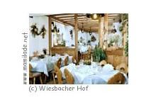 Restaurant Wiesbacher Hof in Wiesbach