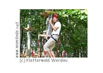 Kletterwald Werdau