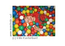 Kindergeburtstag in der Villa Kunterbunt in Mörlenbach