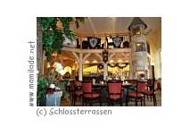 """Cafe und Restaurant """"Schlossterrassen"""" in Wernigerode"""