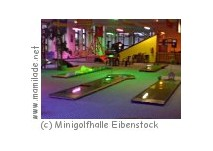 Minigolfhalle Eibenstock