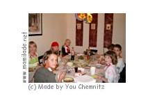 Kindergeburtstag im MadeByYou in Chemnitz