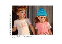 Kindergeburtstag im Galli Theater in Dresden